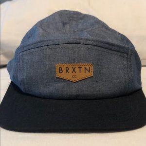 BRXTN Strapback hat